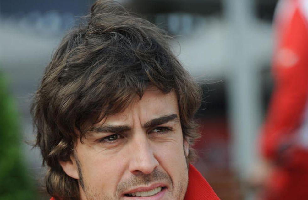 Fernando Alonso : Le pilote de Formule 1 divorce