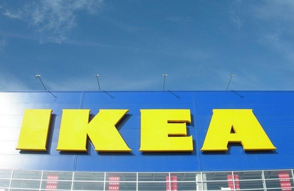 Ikea : Un appartement s'invite dans le métro parisien