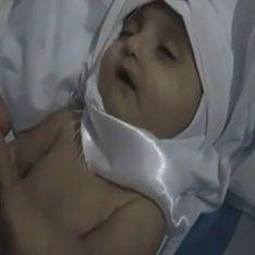 Syrie : Un bébé de 4 mois torturé à mort
