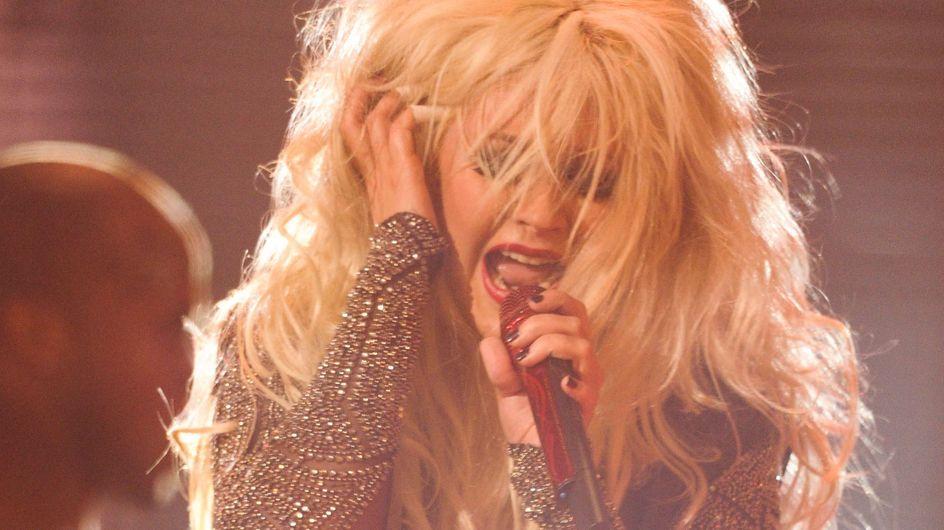 Christina Aguilera : Elle ne complexe pas sur son poids !