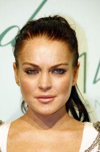 Lindsay Lohan Elizabeth Taylor