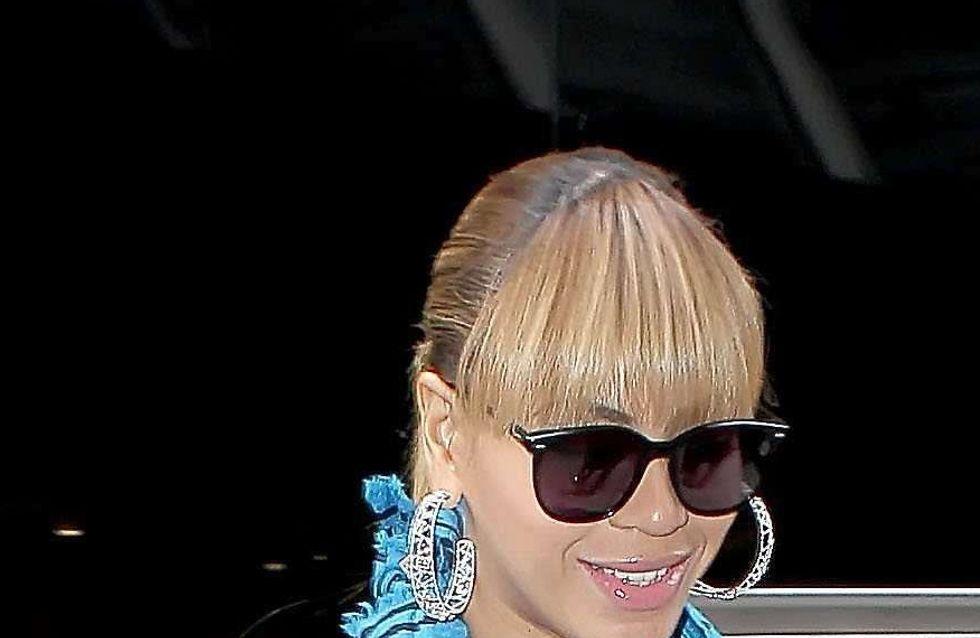 Beyoncé : Elle est rentrée chez elle avec Blue Ivy
