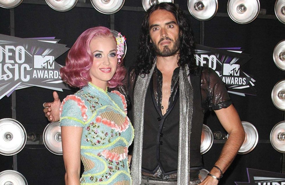Katy Perry : Pourquoi Russell Brand l'a quittée...
