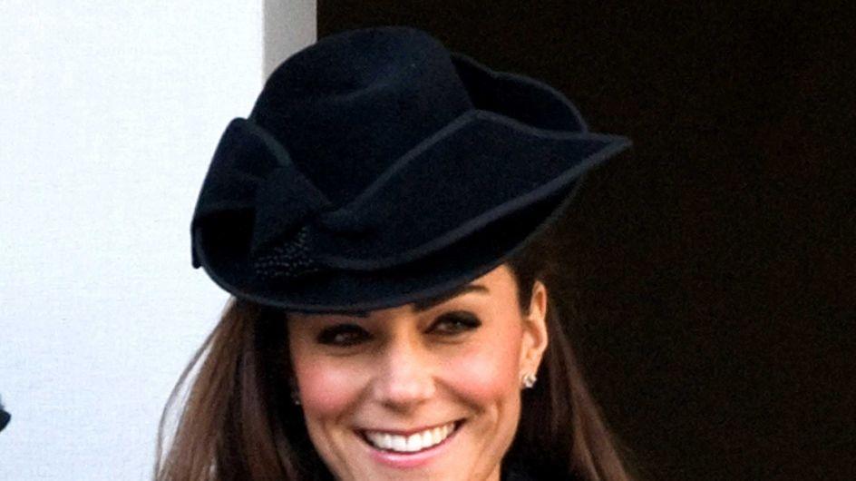 Kate Middleton : Gâtée pourrie !