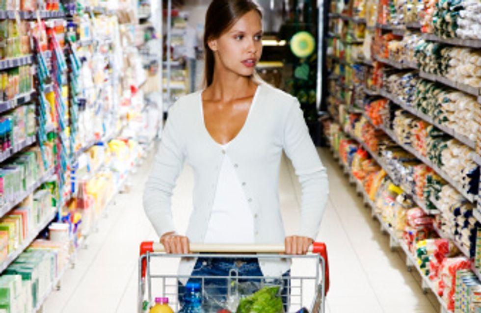 Consommation : Le caddie de plus en plus cher