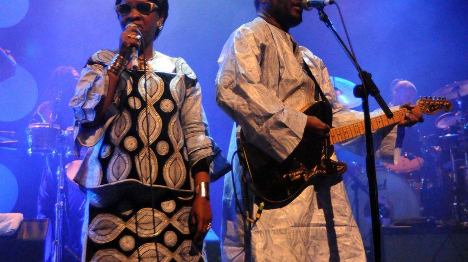 Amadou et Mariam : Concert dans le noir à la Cité de la Musique