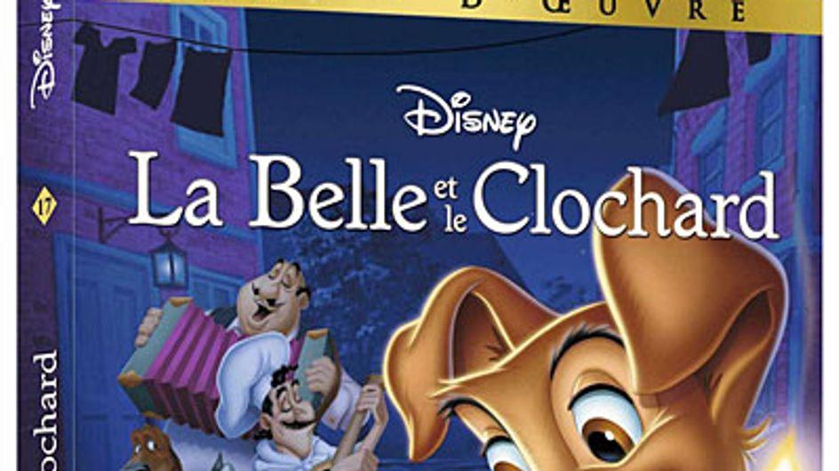 Cinéma : Le DVD de la Belle et le Clochard bientôt disponible !