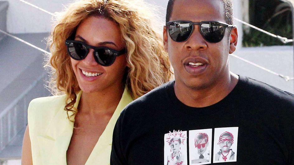 Blue Ivy : Un cheval en or pour la fille de Beyonce !