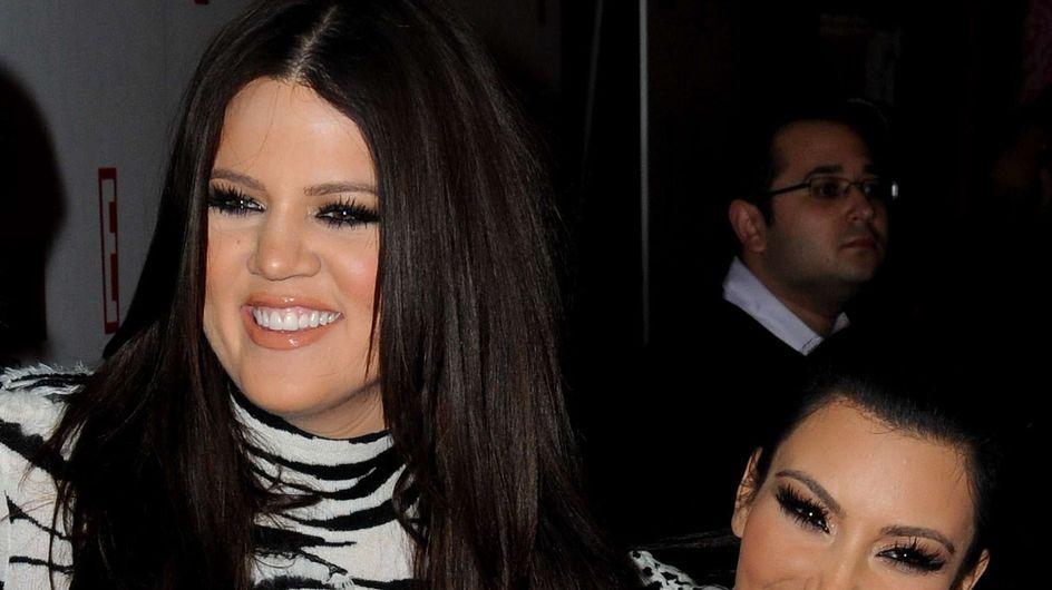 Kim Kardashian : Khloé ne serait pas vraiment sa soeur !