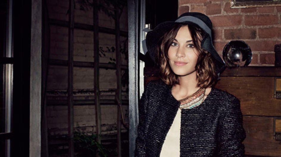 Alexa Chung : Sa collection pour Vero Moda
