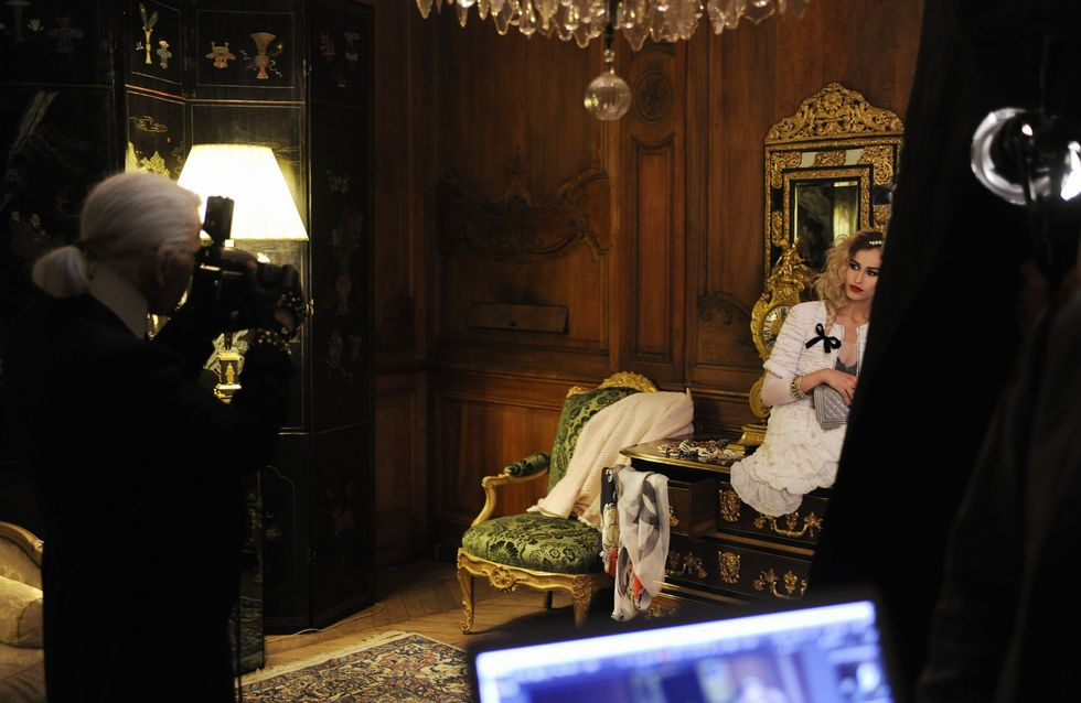 Alice Dellal : Egérie du Boy de Chanel !