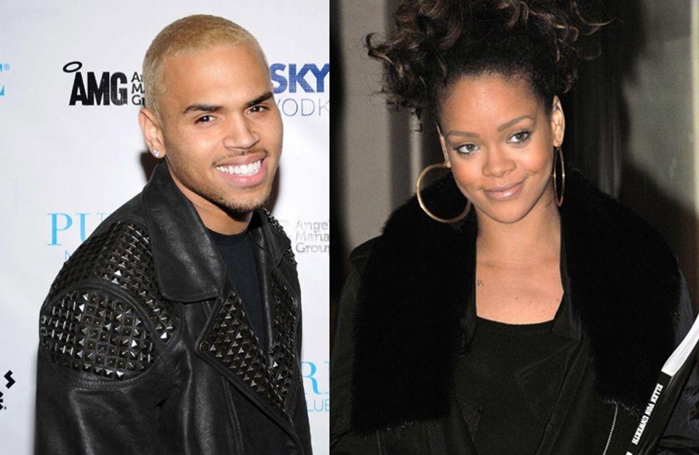 Rihanna : A nouveau avec Chris Brown ?