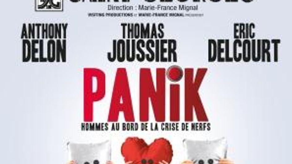 Panik : Le nouveau spectacle avec Anthony Delon