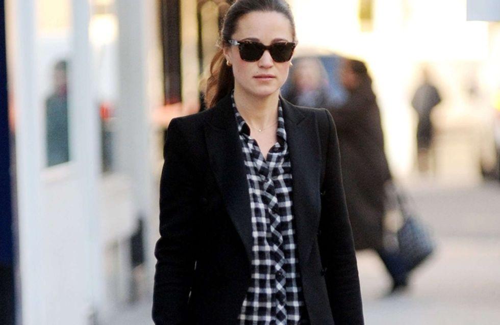 Pippa Middleton : Encore un fashion faux pas !