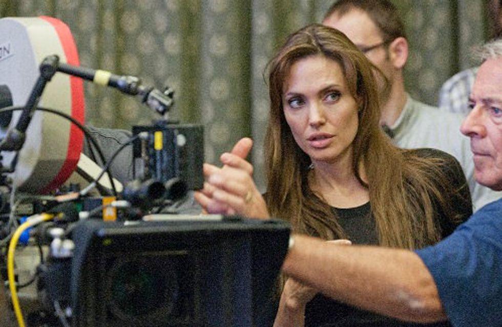 Cinéma : Angelina Jolie joue dans la cour de Clint Eastwood !