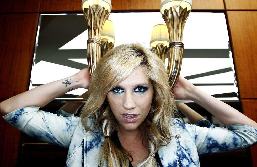 Kesha : Sa nouvelle coupe crâne rasé !