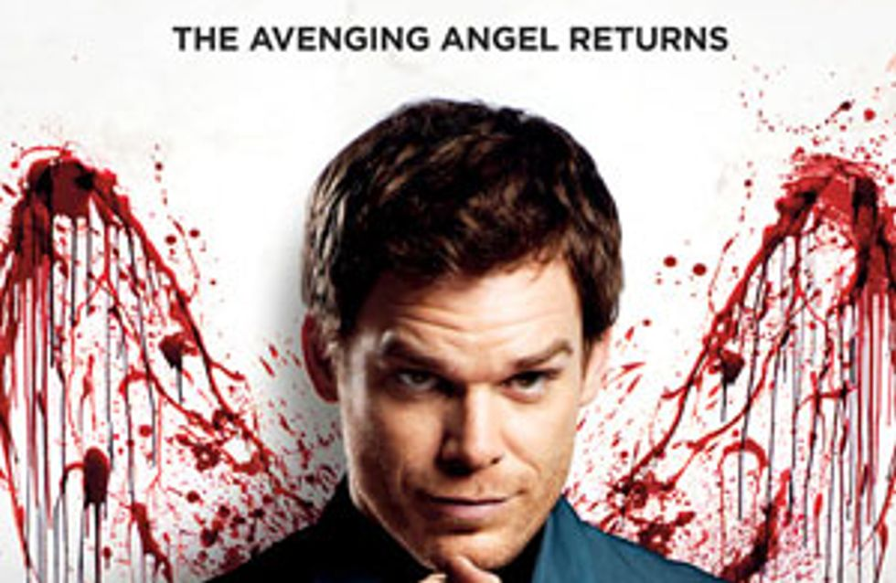 Dexter : La série la plus piratée de 2011 !