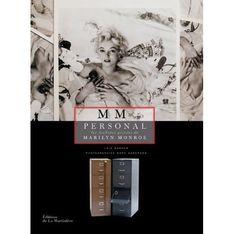 Marilyn Monroe : Découvrez ses archives personnelles !