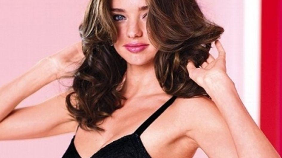 Miranda Kerr : Elle se déshabille encore pour Victoria's Secret (Photos)