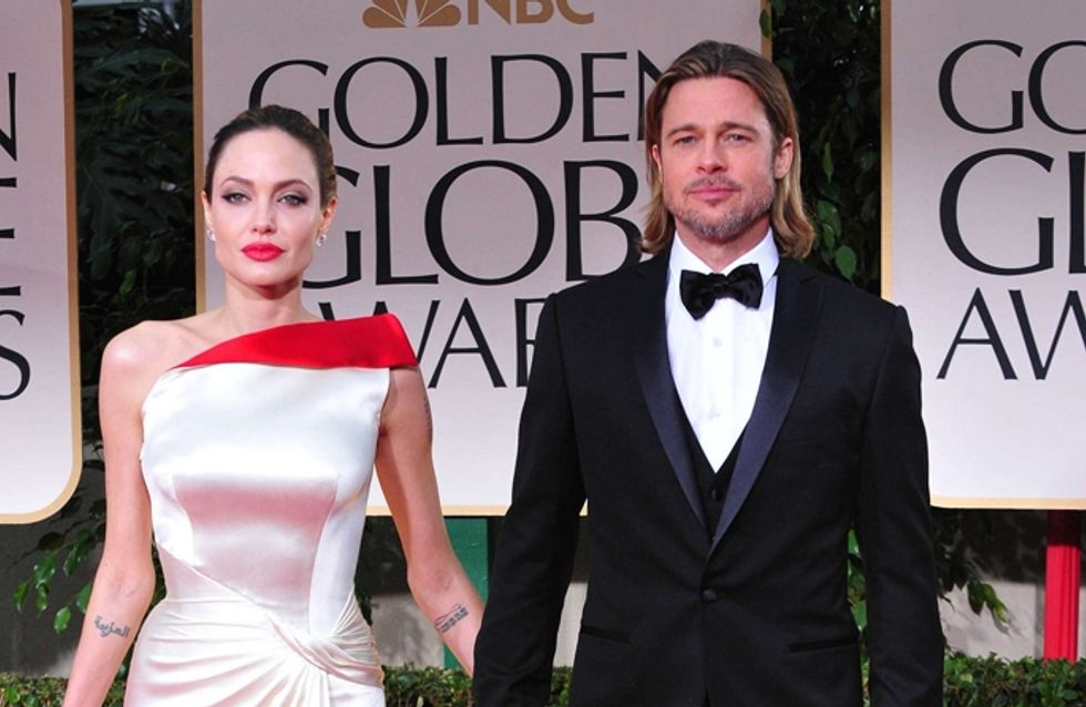 Brad Pitt : Taquiné par George Clooney