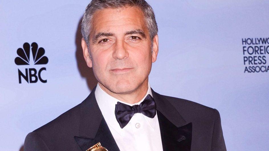 Golden Globes 2012 : George Clooney et Meryl Streep ont reçu un prix