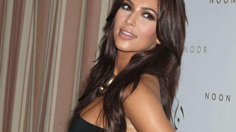 Golden Globes 2012 : Kim Kardashian comparée à Kate Middleton