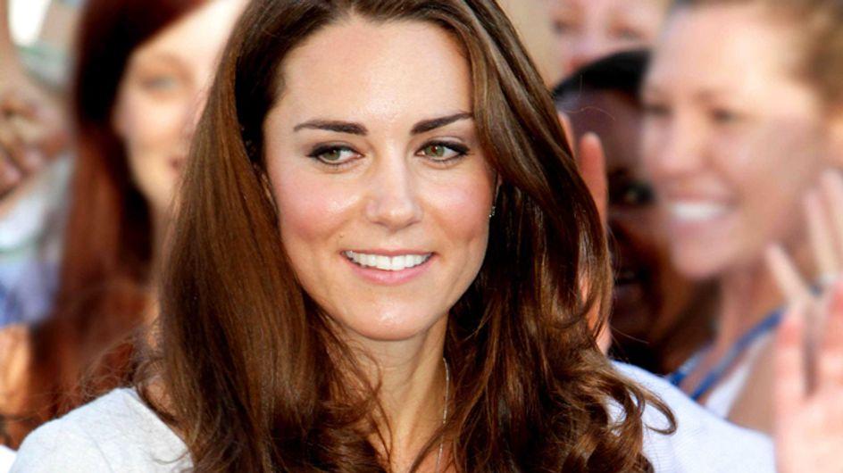 Kate Middleton : Elue personnalité la mieux élevée de 2011