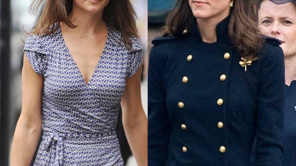 Pippa Middleton : Elle copie le style de sa sœur