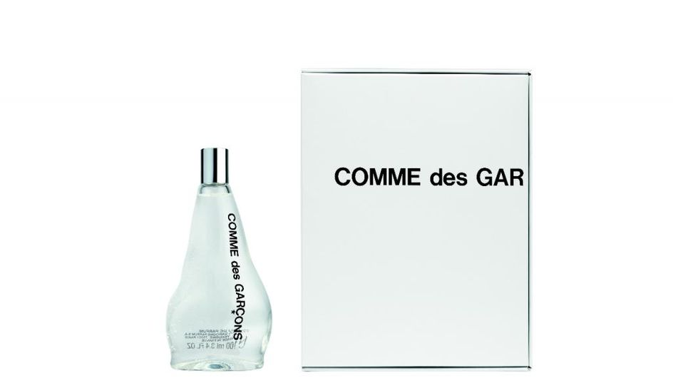 Comme des Garçons : A New Perfume, la nouvelle eau