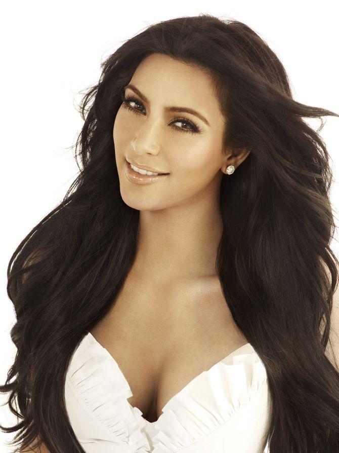 Kim Kardashian, un look inimitable
