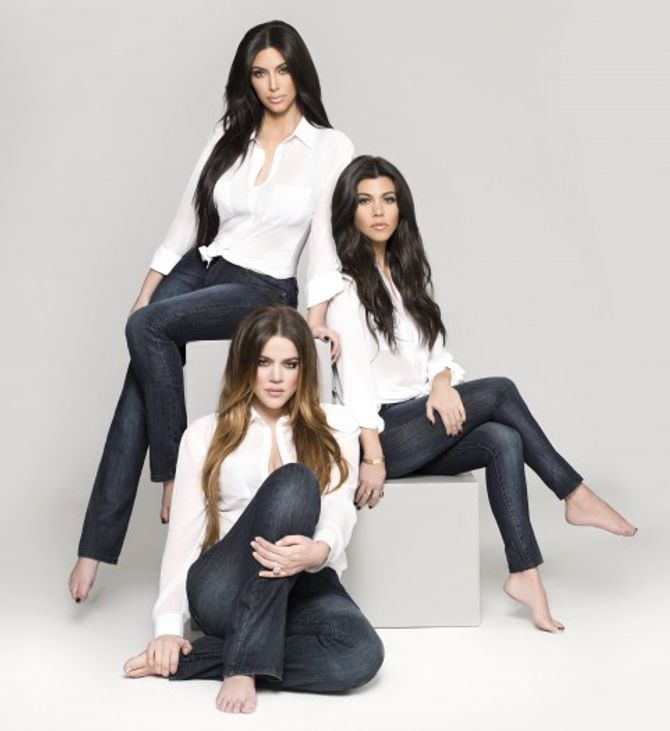 soeurs kardashian jeans sears