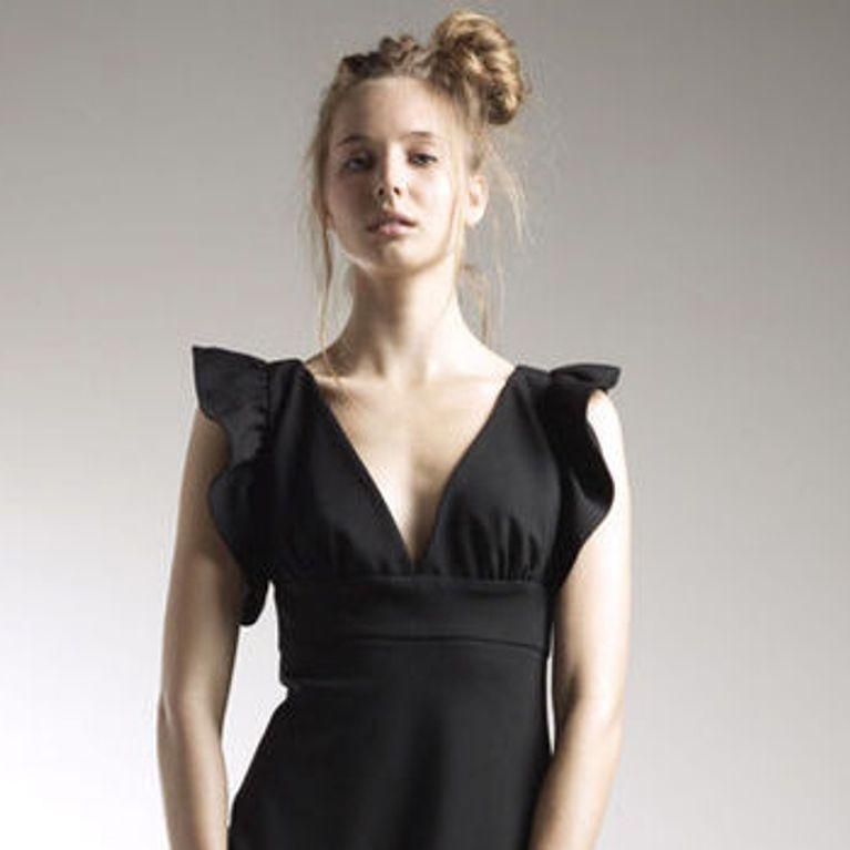 1f0ab8ff384 Delphine Manivet relooke la petite robe noire pour La Redoute (Photos)