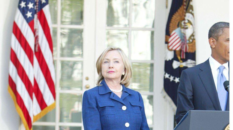 Hillary Clinton : Chahutée en Egypte