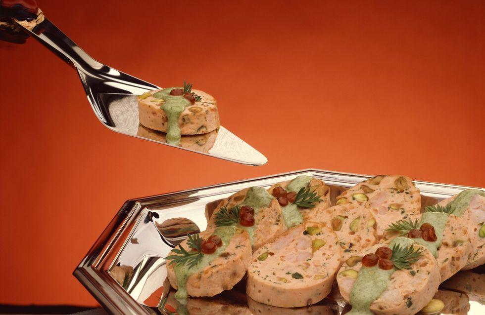 Alimentation : Découvrez le menu le plus sain du monde...