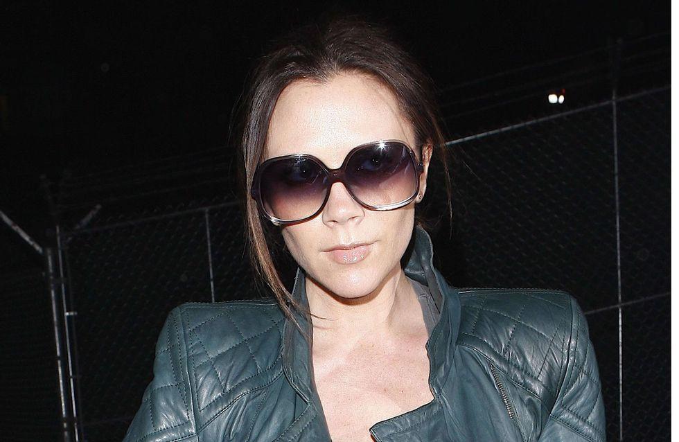 Victoria Beckham : Beaucoup trop maigre ? (Photos)