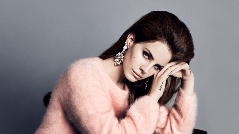 Lana Del Rey : Elle est bel et bien la nouvelle égérie H&M ! (Photos)