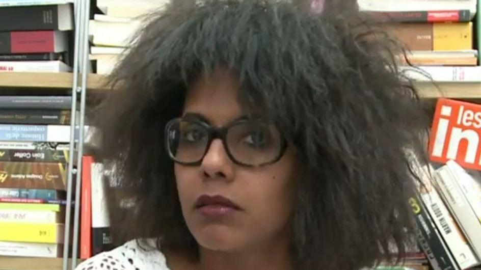 Audrey Pulvar : Une coupe de cheveux venue d'ailleurs (Photo)