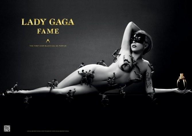 """Lady Gaga, """" Fame """""""