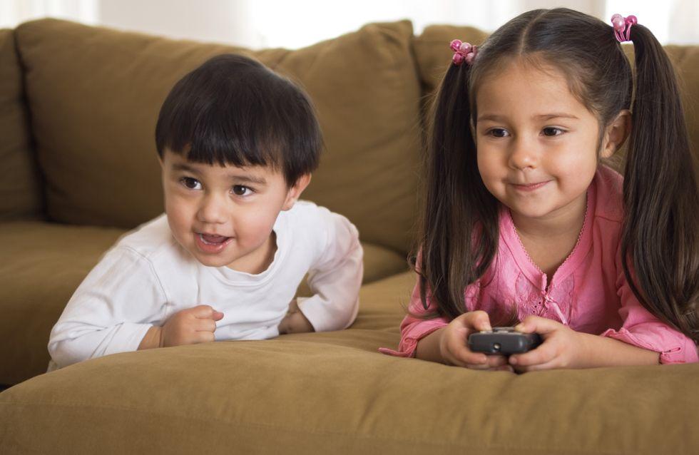 Obésité infantile : Trop de télé nuit à la santé !