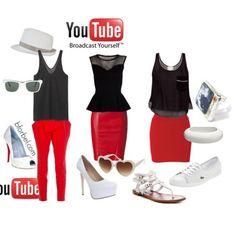 Réseaux sociaux : Des lignes de vêtements aux couleurs de Facebook et Cie