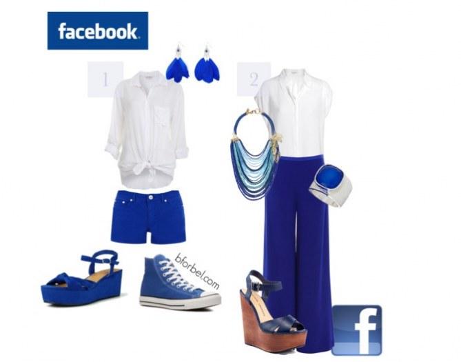 S'habiller avec facebook