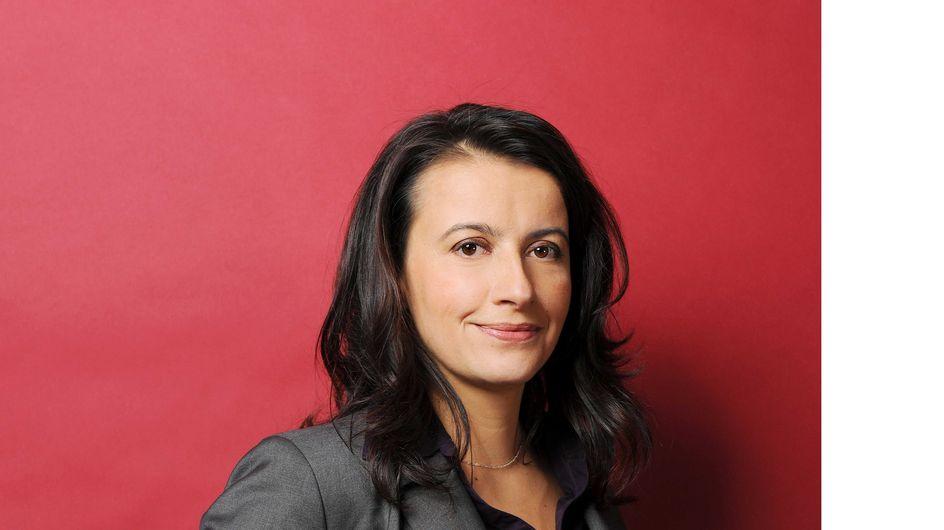 Cécile Duflot pense aux femmes des députés sexistes