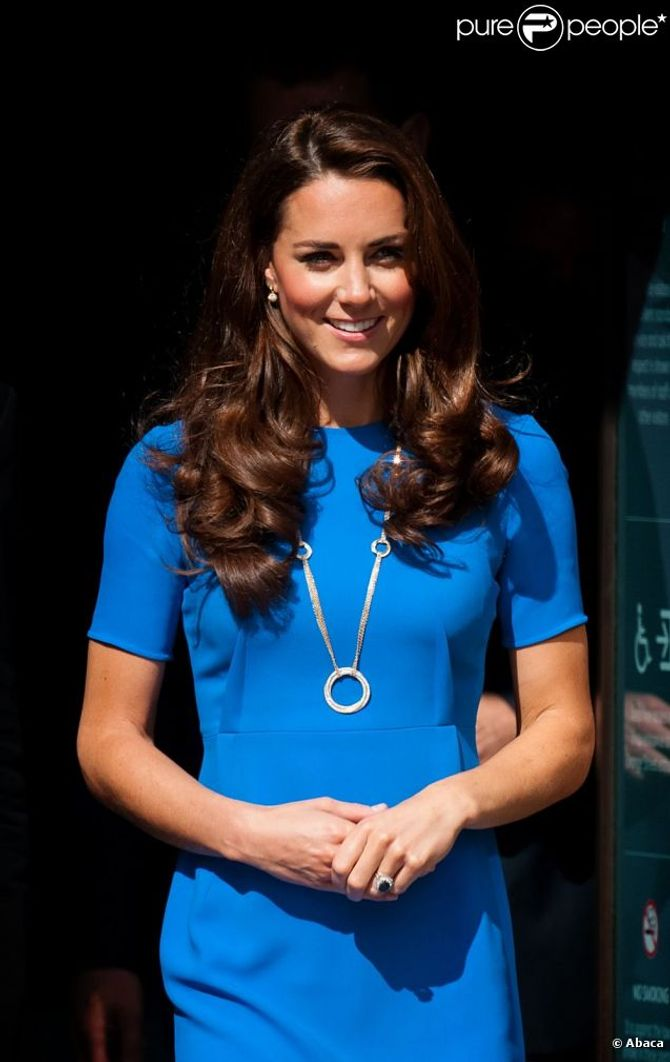 Kate Middleton collier 49 000 livres