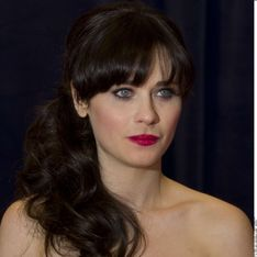 Zooey Deschanel : Ses plus beaux nail arts ! (Photos)