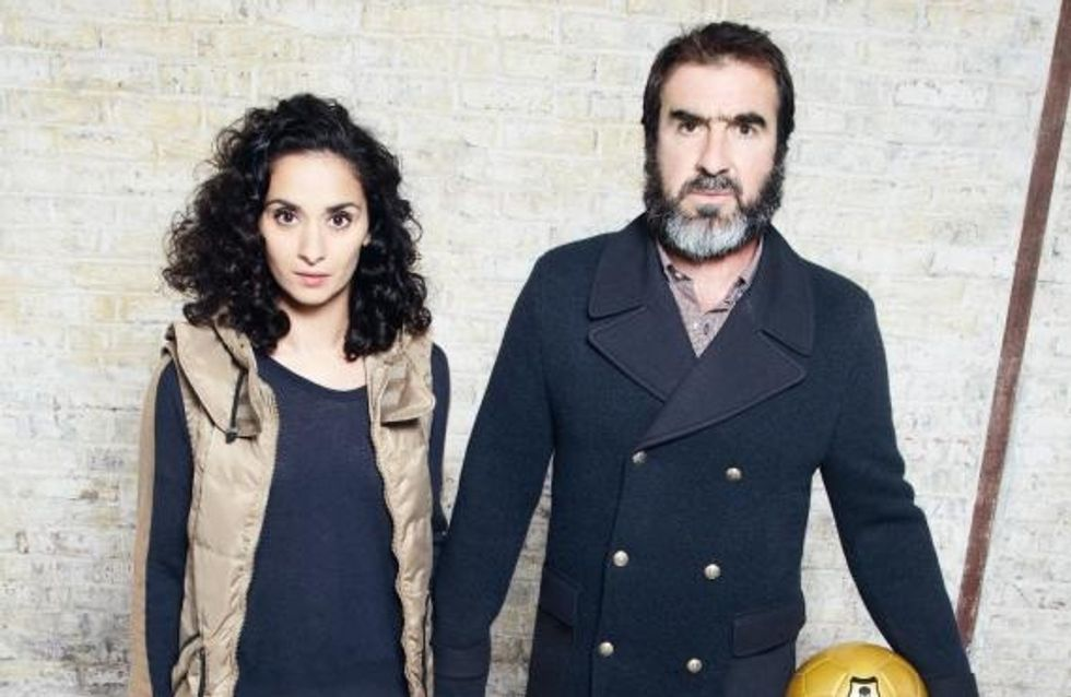 The Kooples : Eric Cantona reprend la pose