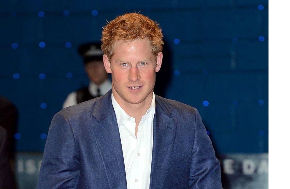 Prince Harry : Son coeur chavirerait pour Cressida...