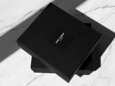 Nouveau logo Saint Laurent Paris