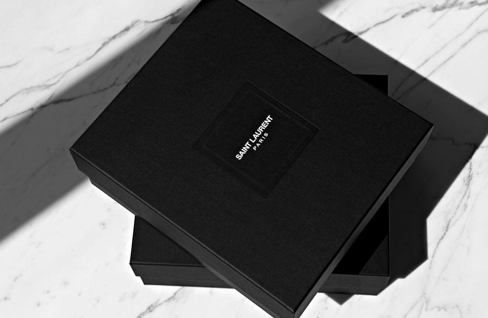 Yves Saint Laurent : Le nouveau logo dévoilé