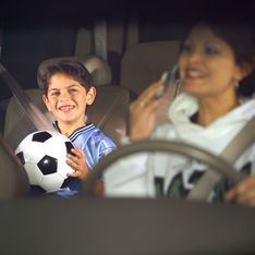 8 parents sur 10 ont déjà eu un comportement dangereux au volant