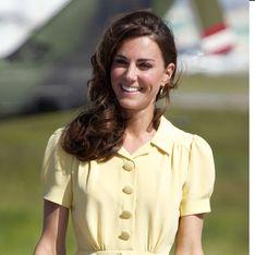 Kate Middleton : Elle a des cheveux gris !